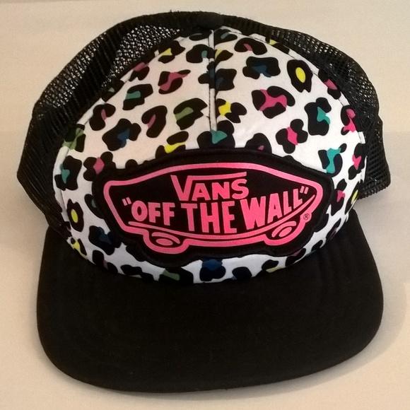 vans hat womens black and pink animal print. M 5be1c3090cb5aa7732047cac 0ed420303b